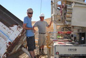 water well drilling crew buellton 93427